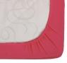 Простыня на резинке Лайф Стайл Коралл, размер 160х200+20 см