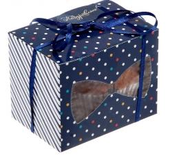 Коробочка для сладостей «Стильная», 10 * 8 * 7 см