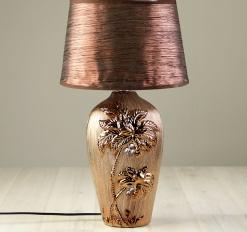 Лампа настольная Ночные пальмы