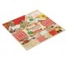 Набор бумаги для скрапбукинга «Рецепты счастья», 12 листов, 30,5 х 30,5 см, 180 г/м