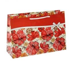 Пакет подарочный Танец цвета 32,5 x 12 х 24,5 см