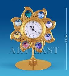 AR-2672/GA Часы  Солнце  12см. с цв.кр.  Юнион