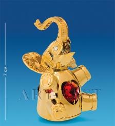 AR-4314 Фигурка «Слоник-неваляшка» с цв.кр.  Юнион