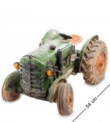 GG-4440-LC Кашпо  Зелёный Трактор   Sealmark