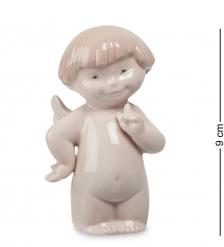 JP-01/ 9 Фигурка «Ангелочек-сентябрь»  Pavone