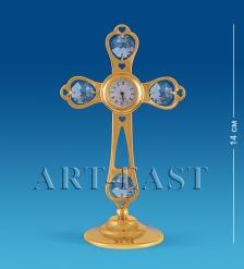 AR-3563/ 5 Фигурка с часами  Крест   Юнион
