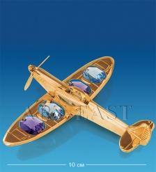 AR-4377/ 1 Фигурка  Самолет  с цв.кр.  Юнион