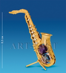 AR-4390/ 1 Фигурка  Саксофон  с цв.кр.  Юнион