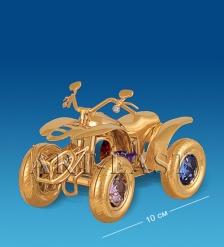 AR-4395/GA Фигурка  Мотоцикл 4-х колесный  с цв.кр.  Юнион