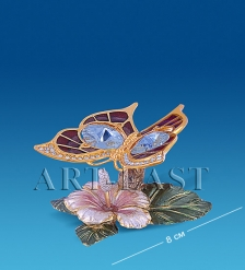 AR-4351/10GE Композиция  Бабочка на цветке   Юнион