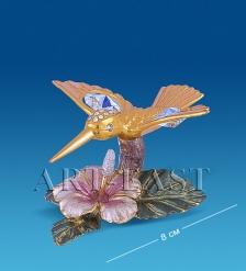 AR-4352/ 2GE Композиция  Колибри на цветке   Юнион