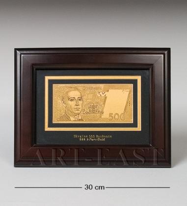HB-170 Панно Банкнота 500 UAH  гривна  Украина