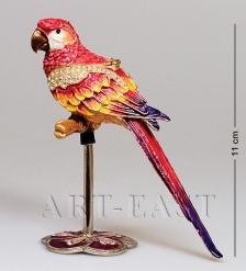 JB- 10 Шкатулка  Попугай