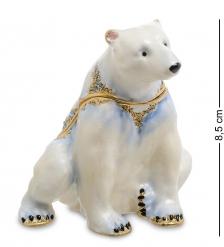 JB- 31 Шкатулка  Белый Медведь