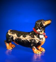 JB- 41 Шкатулка «Собака такса»