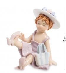 CMS-12/11 Фигурка «Маленькая модница»  Pavone