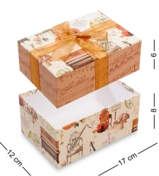 WA-50-15/3 Коробка «Прямоугольник»