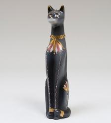15796 Фигурка гипсовая «Египетская Кошка» эк.