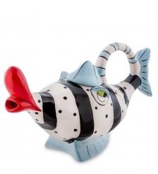 BS- 68 Заварочный чайник «Рыбка Blueberry»