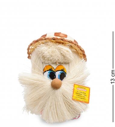DO-076 Домовенок Везунчик в соломенной шляпе - Вариант A
