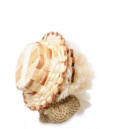 DO-046 Домовенок Антошка  в соломенной шляпе
