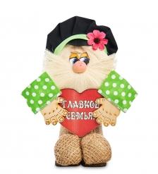 DO-094 Домовой Кузя в кепке с сердцем
