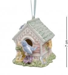 CMS-15/74 Фигурка подвесная «Птичий домик»  Pavone