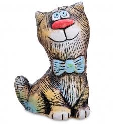 KK- 93 Фигурка «Кот носик» шамот