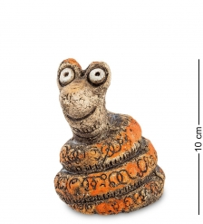 KK- 21 Фигурка  Змея  шамот