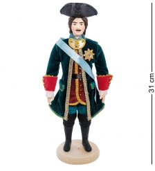 RK-196 Кукла «Петр I»
