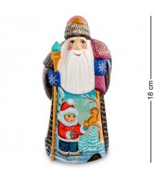 РД-49 Фигурка Дед Мороз  Ренной  17см