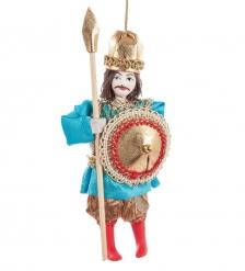 RK-649 Кукла подвесная  Воин