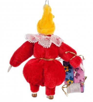RK-496 Кукла подвесная Пилигрим - Вариант A