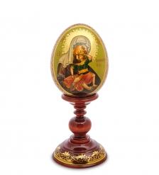 ИКО- 2 Яйцо-икона  Взыграние Младенца  Борисова А.