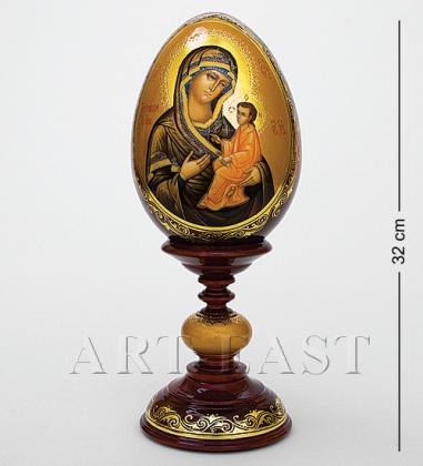 ИКО-30 Яйцо-икона  Тихвинская Божья Матерь  Борисова А.