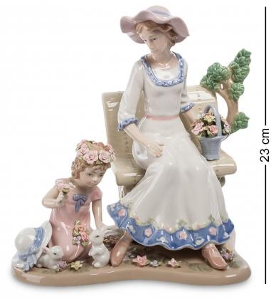 CMS-20/30 Композиция «Дама с дочерью»  Pavone