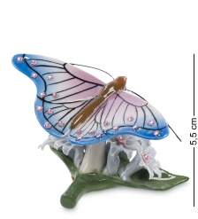 CMS-35/ 2 Композиция «Бабочка на цветах»  Pavone