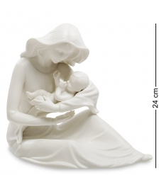 VS- 20 Статуэтка  Мать и дитя   Pavone
