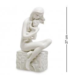 VS- 22 Статуэтка  Мать и дитя   Pavone