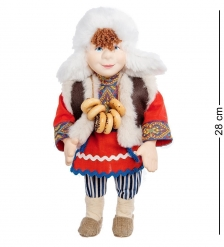 RK-118 Кукла  Алеша с баранками