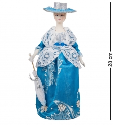 RK-172/1 Кукла «Дама с зонтиком»