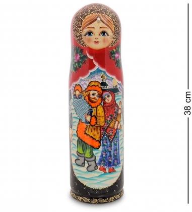 МР-25/ 51 Футляр для бутылки  Иван да Марья