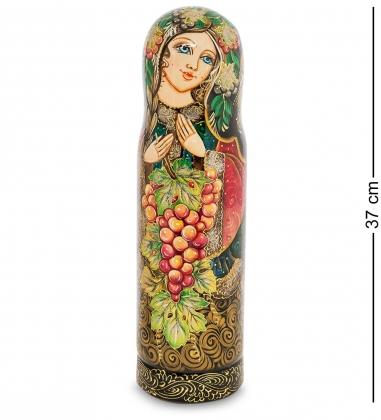 МР-25/ 34 Футляр для бутылки  Виноград