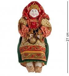 RK-722/1 Кукла-шкатулка «Бабушка с вязанием»