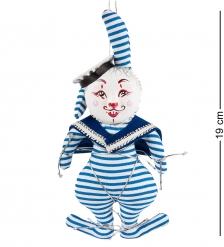 RK-464 Кукла подвесная «Кролик морячок»