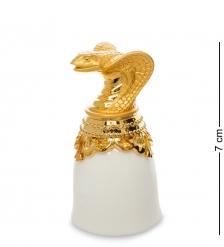 WIN-215 Хот-шот «Символ Года - Змея» фарфор бел.