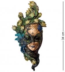 WS-307 Венецианская маска «Павлин»