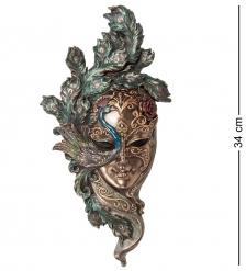 WS-309 Венецианская маска «Павлин»