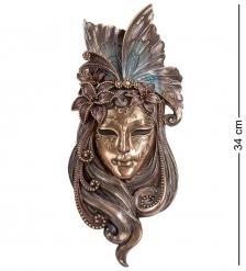 WS-319 Венецианская маска «Лилия»