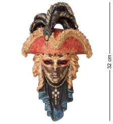 WS-321 Венецианская маска  Треуголка